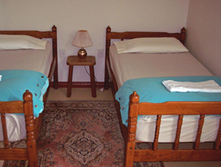 One twin room at $33 per person